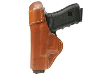 Blackhawk Inside Pants w/Clip Holster, Brown - Springfield XD Comp, Left Hand