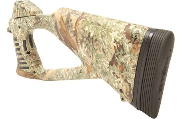 BlackHawk BHP Knoxx Axiom II Thumbhole Rifle Stock King's Desert Shadow Camo Finish Howa/Weatherby Short Action