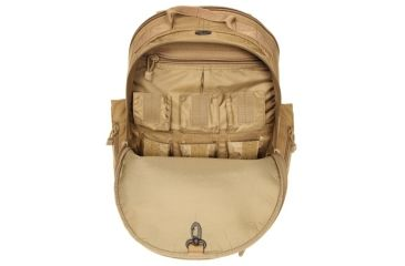 BlackHawk Coyote Tan Backpack for Laptop - Open View
