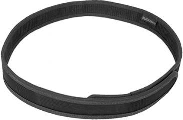 BlackHawk Law Enforcement Trouser Belt, Black, 2XL - 50-54in - 44B1XSBK-GSA