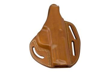 Blackhawk Leather Pancake Holster, Brown, Right Hand, S&W MP 9/40 4in
