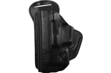 Blackhawk Leather Check-Six Holster, Left Hand, Black - Springfield XD/XDM