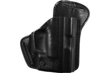 BlackHawk Leather Check-Six Holster, Black, Right Hand - Springfield XD Comp - 420708BK-R