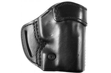 Blackhawk Leather Compact Askins Holster, Black, Left 420523BKL