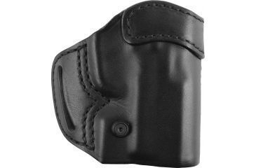 Blackhawk Leather Compact Askins Holster, Black, Right, 420523BKR