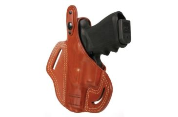 BlackHawk Leather Cutaway Holster