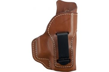 Blackhawk Leather Inside-the-Pants w/Clip Holster, Brown, Right Hand - Springfield XD Comp