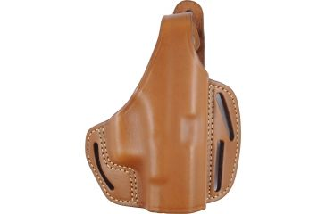 Blackhawk Leather Pancake Holster, Brown, Right, 420005BNR
