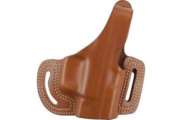 Blackhawk Leather Slide Thumb Break Holster, Springfield XD Right 421108bnr
