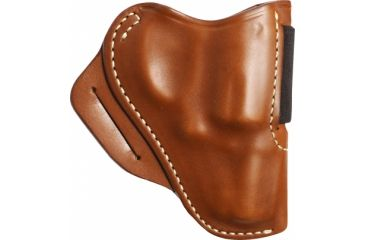 Blackhawk Leather Speed Classic Holster, Brown, Right Hand - S&W J Frame