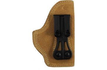 Blackhawk Leather Tuckable Holster, Brown, Right 421603BNR