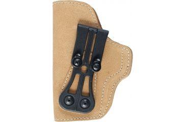 Blackhawk Leather Tuckable Holster, Kahr, Left 421606BNL