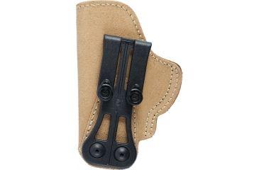 Blackhawk Leather Tuckable Holster, Kel-Tec 380 / Kahr 380 / Ruger 380, Left Hand