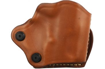 Blackhawk Leather Yaqui Slide Holster, Brown, Right Hand - 1911 all lengths & clones