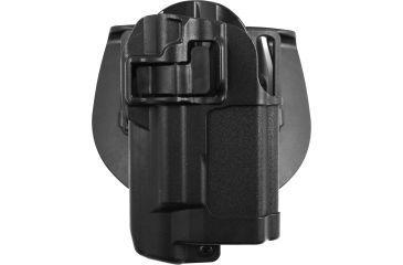 BlackHawk Level 2 SERPA Holster for Pistol w/ Xiphos Light - Sig 220/226, Right Hand 414506BK-R