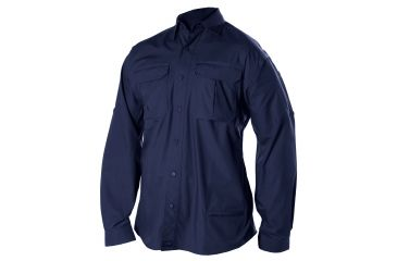 Blackhawk Lightweight Tactical Shirt w/ Long Sleeves - Navy