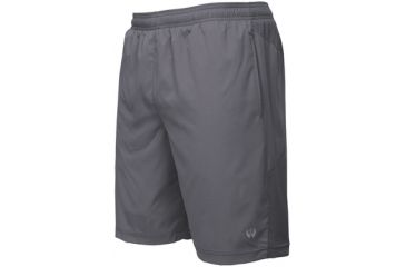 1-BlackHawk Long Warrior Wear Series Athletic Shorts