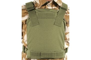 BlackHawk Low Visibility Plate Carrier, Large, Olive Drab 32PC12OD