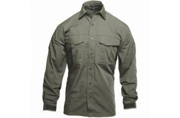 BlackHawk MDU Long Sleeve Field Shirt, Olive Drab, 2XL