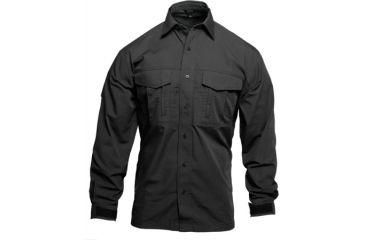 BlackHawk MDU Long Sleeve Shirt, Black