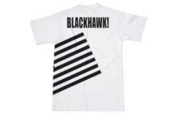 BlackHawk Men's Memory T-Shirt w/ Gray Flag, Black, XL 90GT00BK-XL