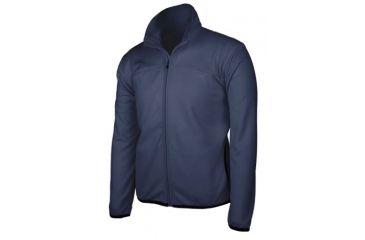 BlackHawk Mens Heavyweight Fleece Jacket, Navy, 2XL 82FJ06NA-2XL