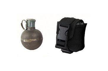BlackHawk Modular Vest Sting Ball Pouch Black 52MV00BK