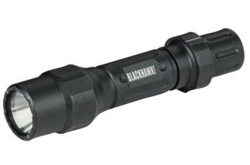 BlackHawk Night-Ops Legacy L-6V 570 Lumens Tactical Handheld Flashlight, Black 75FL027BK