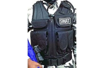 BlackHawk Omega Tactical Vest #1 w/ Hawktex Pad