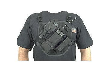 Blackhawk patrol radio chest harness black 37prh1bk 33 off free blackhawk patrol radio chest harness black 37prh1bk sciox Choice Image