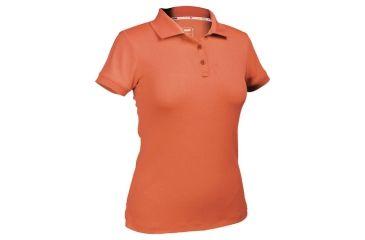 Blackhawk Performance Polo Shirt, Women's 2012, Burnt Orange - 2XL 92PP02BO-2XL