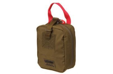 BlackHawk Quick Release Medical Pouch, Coyote Tan 37CL116CT