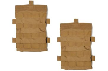 Blackhawk Removeable Side Plate Carrier - Set of 2, Coyote Tan 32AC08CT-CTS