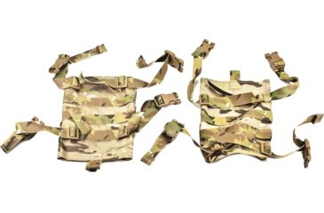 Blackhawk Removeable Side Plate Carrier - Set of 2, Multi Cam 32AC08MC-CTS
