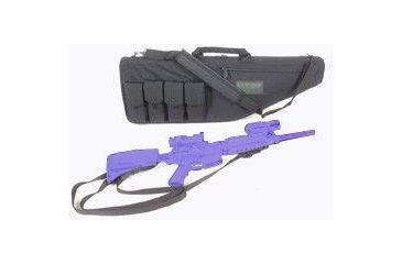 BlackHawk Padded Rifle Case, 41 in, Black 64RC41BK
