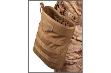 BlackHawk Roll-up MOLLE Dump Pouch, Coyote Tan 37CL117CT