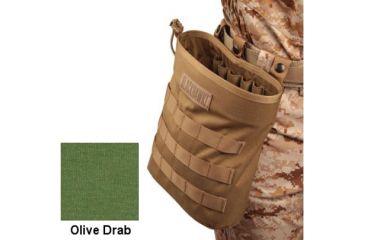 BlackHawk Roll-up MOLLE Dump Pouch, Olive Drab 37CL117OD