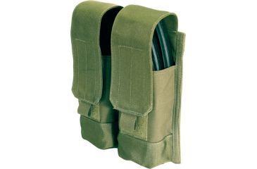 BlackHawk S.T.R.I.K.E. AK/M4 Double Mag Pouchw/ Speed Clip - OD Green 38CL84OD-GSA