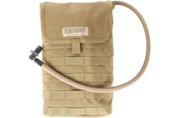 BlackHawk S.T.R.I.K.E. Hydration Carrier Short/Wide, Coyote Tan 38CL88CT