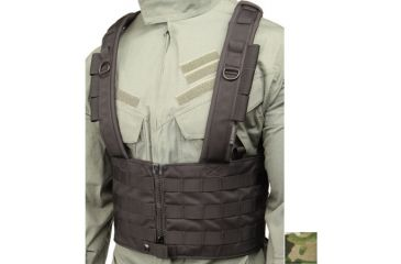 BlackHawk S.T.R.I.K.E. Split Front Chest Rig, MultiCam 55SF00MC