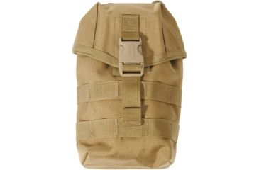 BlackHawk S.T.R.I.K.E. Utility Pouch w/Nalgene Pocket & Speed Clip - Coyote Tan 38CL70CT