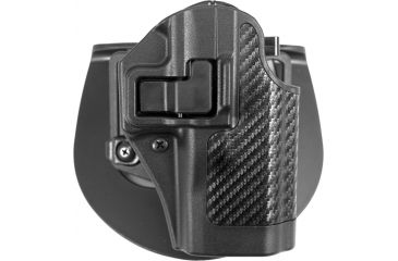 Blackhawk Serpa CQC Holster Right Carbon Fiber Black Taurus 24-7
