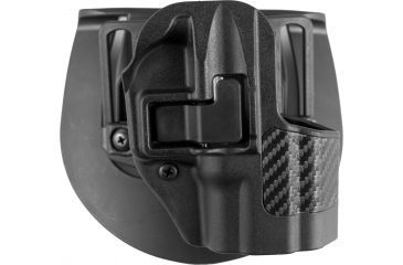 Blackhawk SERPA CQC Belt Loop/Paddle Holster, Right Hand, Carbon Black, Springfield XD Comp