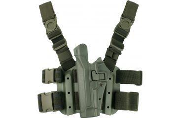 BlackHawk SERPA Holster w/ Mag Pouch Left Hand Beretta 92/96 Olive Drab