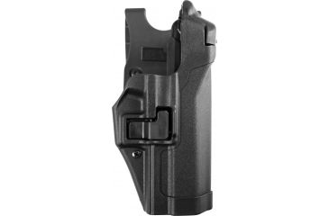 Blackhawk SERPA Level 3 Duty Holster Black, Right Hand 44H127BK-R