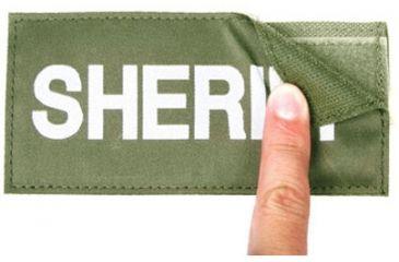 Blackhawk 90IN06 Sheriff Patch