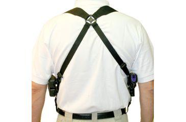BlackHawk SERPA Shoulder Harness - Large - Left Hand 41SH01BK-L