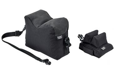 BlackHawk Sportster Shooting Bag Pair - Filled