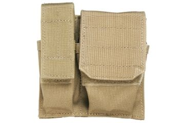 BlackHawk S.T.R.I.K.E. Cuff/Mag/Light Pouch - Coyote Tan 38CL55CT