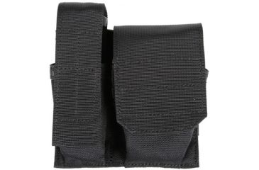 BlackHawk S.T.R.I.K.E. Cuff Mag Light Pouch Black